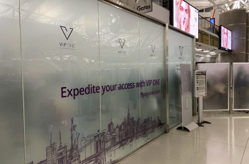 VIP ONE at JFK expedites passengers through security